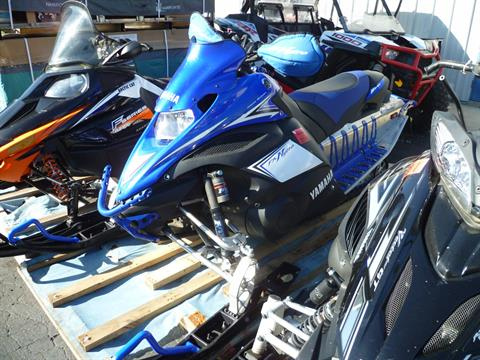 2010 Yamaha FX Nytro RTX SE in Union Grove, Wisconsin