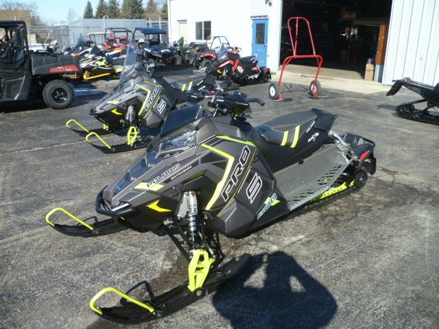 2017 Polaris 800 Switchback PRO-S LE in Union Grove, Wisconsin - Photo 3