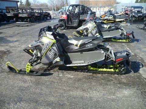 2017 Polaris 800 Switchback PRO-S LE in Union Grove, Wisconsin - Photo 4