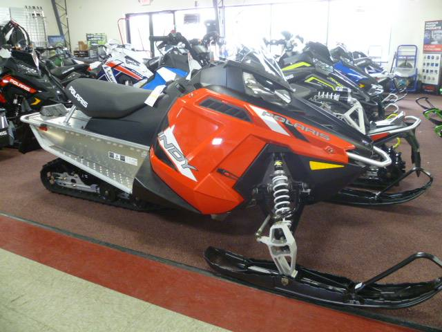 2018 Polaris 550 INDY ES in Union Grove, Wisconsin