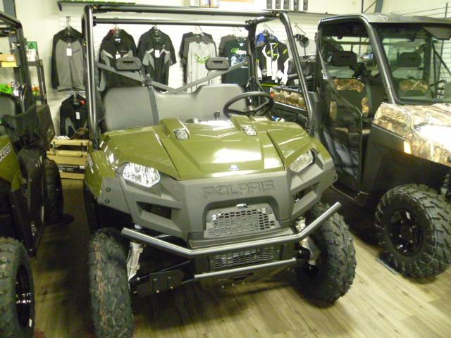 2019 Polaris Ranger 570 Full-Size in Union Grove, Wisconsin