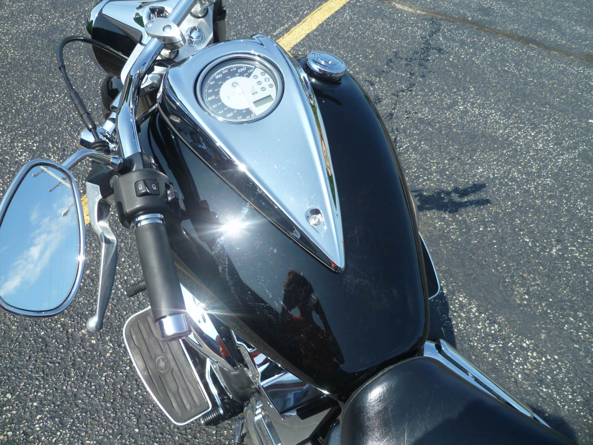 2011 Yamaha V Star 950  in Union Grove, Wisconsin
