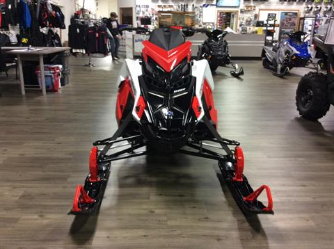 2021 Polaris 850 Indy XC 137 Launch Edition Factory Choice in Union Grove, Wisconsin - Photo 2