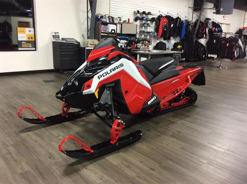 2021 Polaris 850 Indy XC 137 Launch Edition Factory Choice in Union Grove, Wisconsin - Photo 3