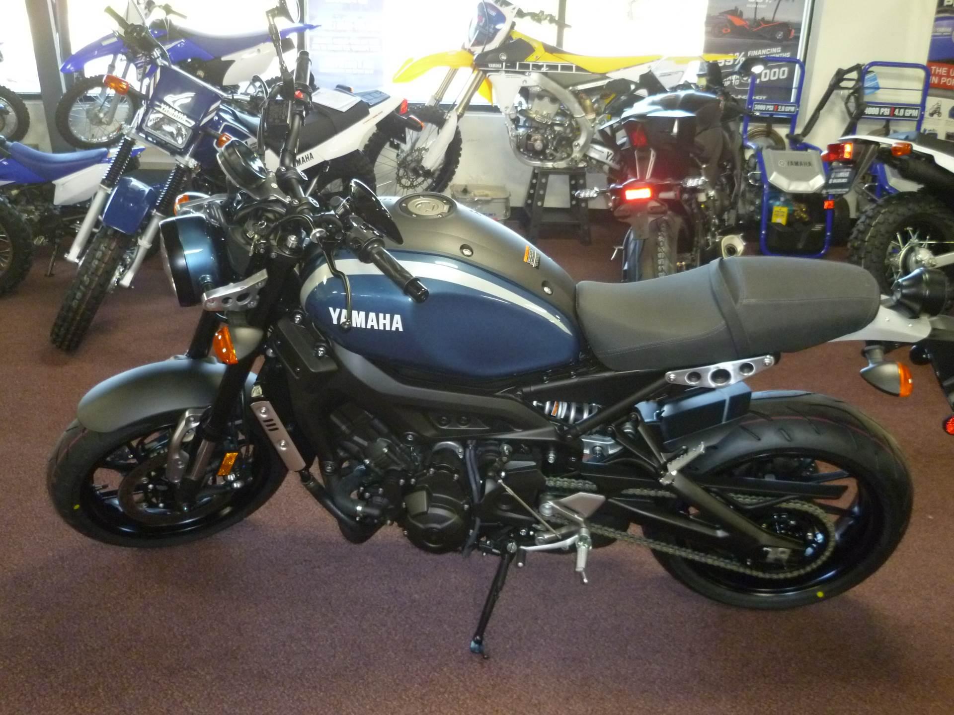 2017 Yamaha XSR900 2