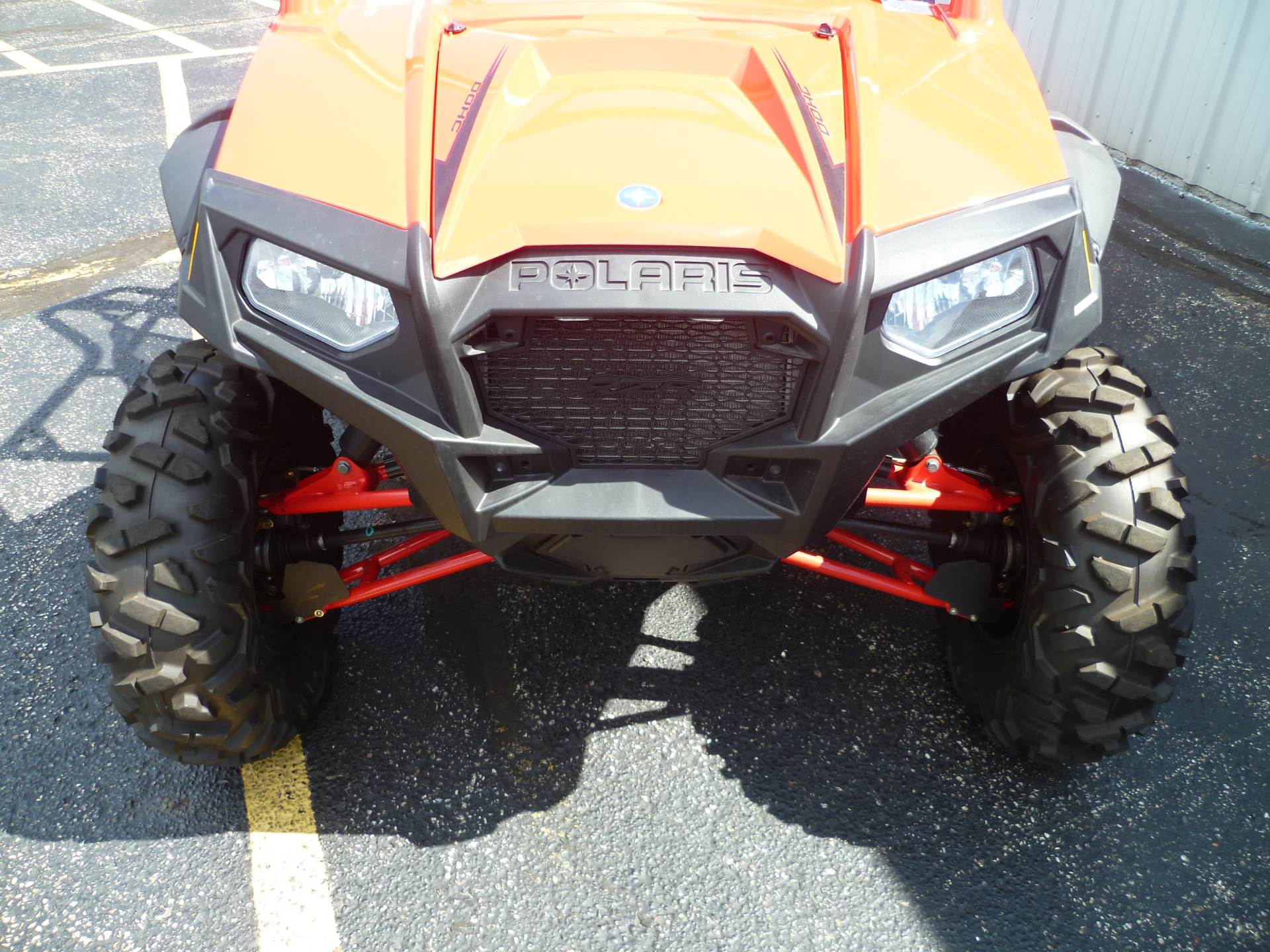 2017 Polaris RZR S 570 EPS in Union Grove, Wisconsin
