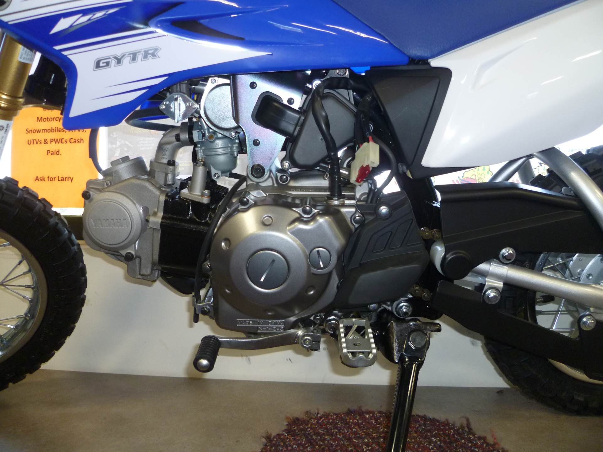 2017 Yamaha TT-R50E in Union Grove, Wisconsin