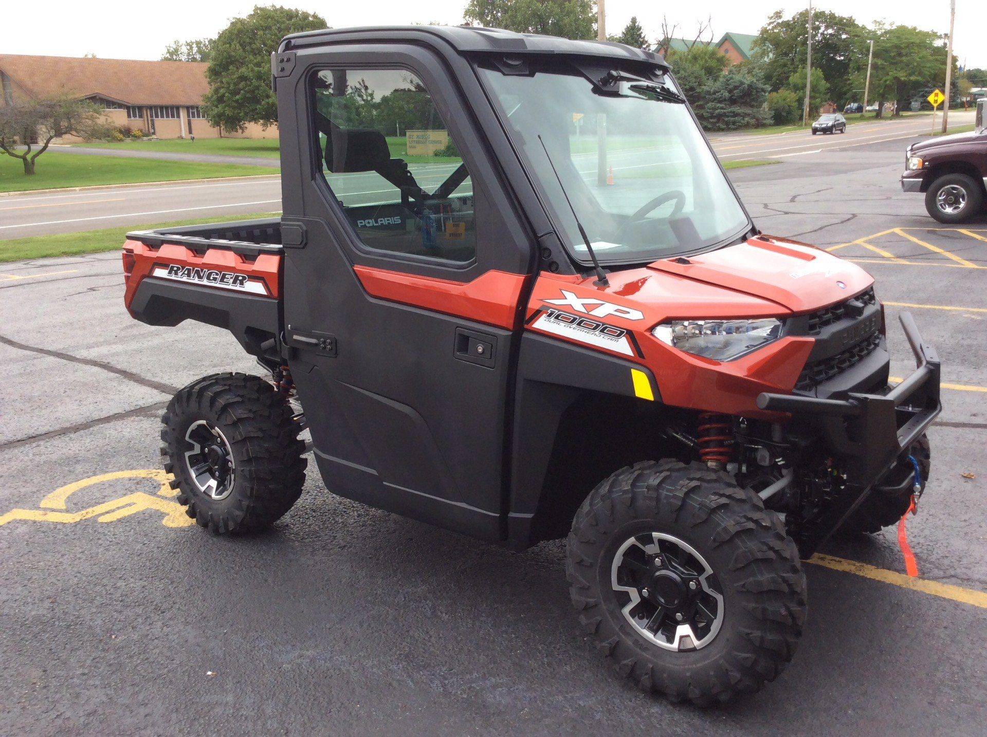 2020 Polaris Ranger XP 1000 Northstar Ultimate in Union Grove, Wisconsin - Photo 4
