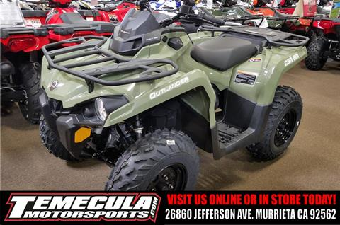 2017 Can-Am Outlander 450 in Murrieta, California