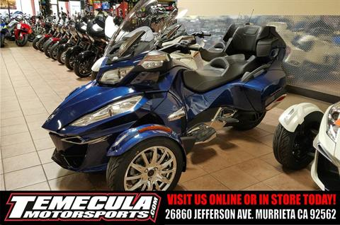 2016 Can-Am Spyder RT Limited in Murrieta, California