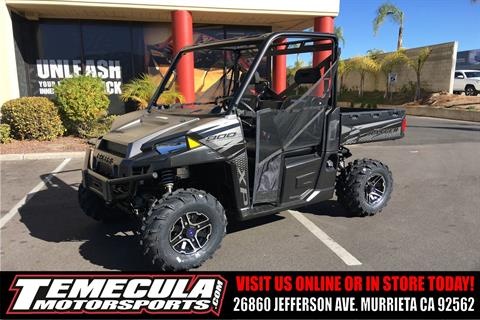 2018 Polaris Ranger XP 900 EPS in Murrieta, California