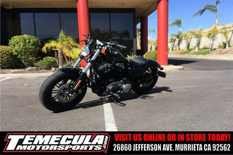 2016 Harley-Davidson Forty-Eight® in Murrieta, California