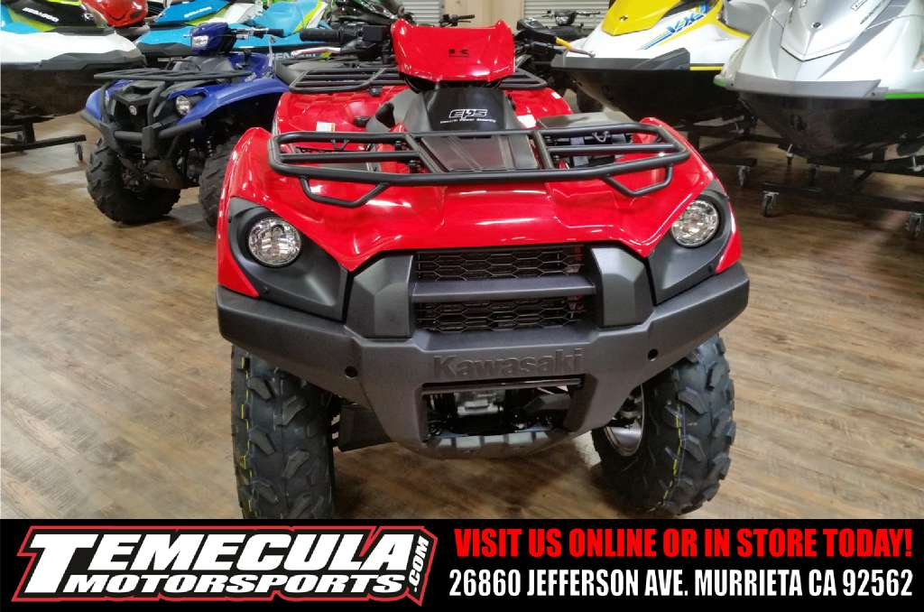 2017 Kawasaki Brute Force 750 4x4i EPS in Murrieta, California