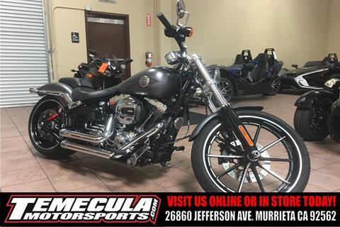 2016 Harley-Davidson Breakout® in Murrieta, California