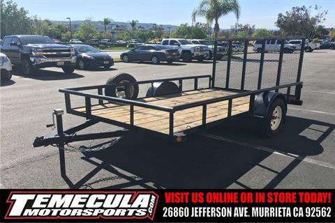 2014 Big Tex Trailers 7X12 in Murrieta, California