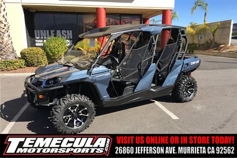 2018 Can-Am Commander MAX Limited in Murrieta, California