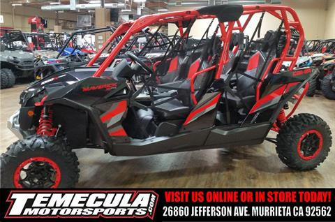 2017 Can-Am Maverick MAX X rs Turbo in Murrieta, California