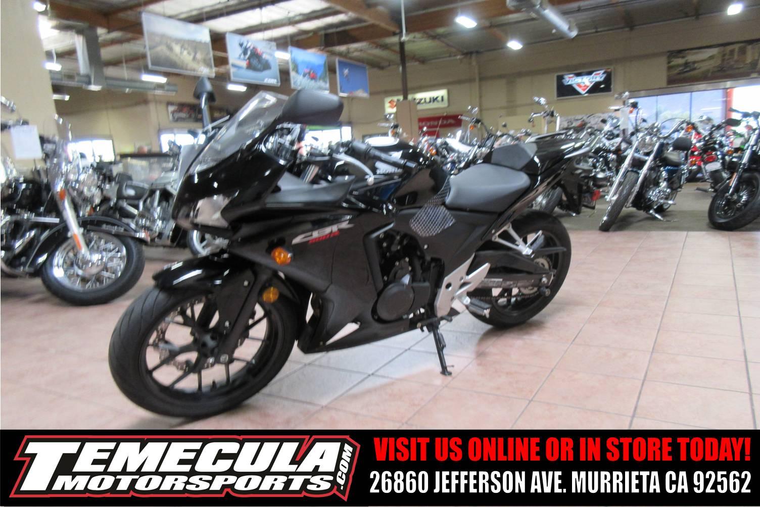 Used 2014 Honda CBR®500R Motorcycles in Murrieta, CA | Stock Number ...