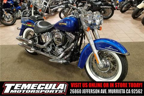 2017 Harley-Davidson Softail® Deluxe in Murrieta, California