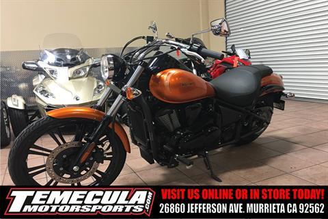 2012 Kawasaki Vulcan® 900 Custom in Murrieta, California