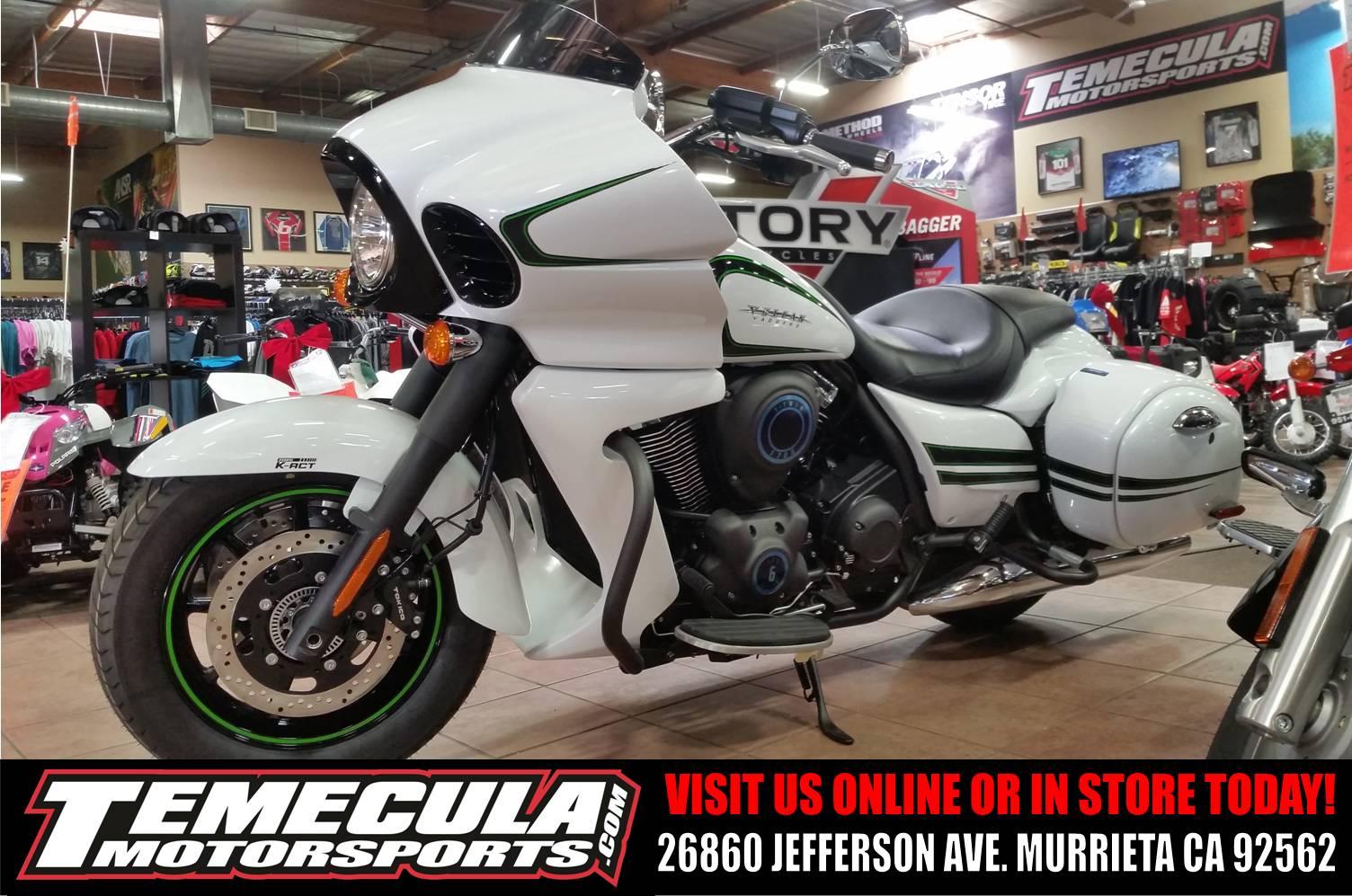2016 Kawasaki Vulcan 1700 Vaquero ABS in Murrieta, California