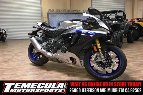 2017 Yamaha YZF-R1M in Murrieta, California