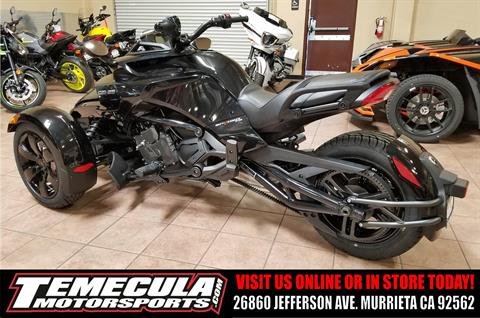 2017 Can-Am Spyder F3 SM6 in Murrieta, California