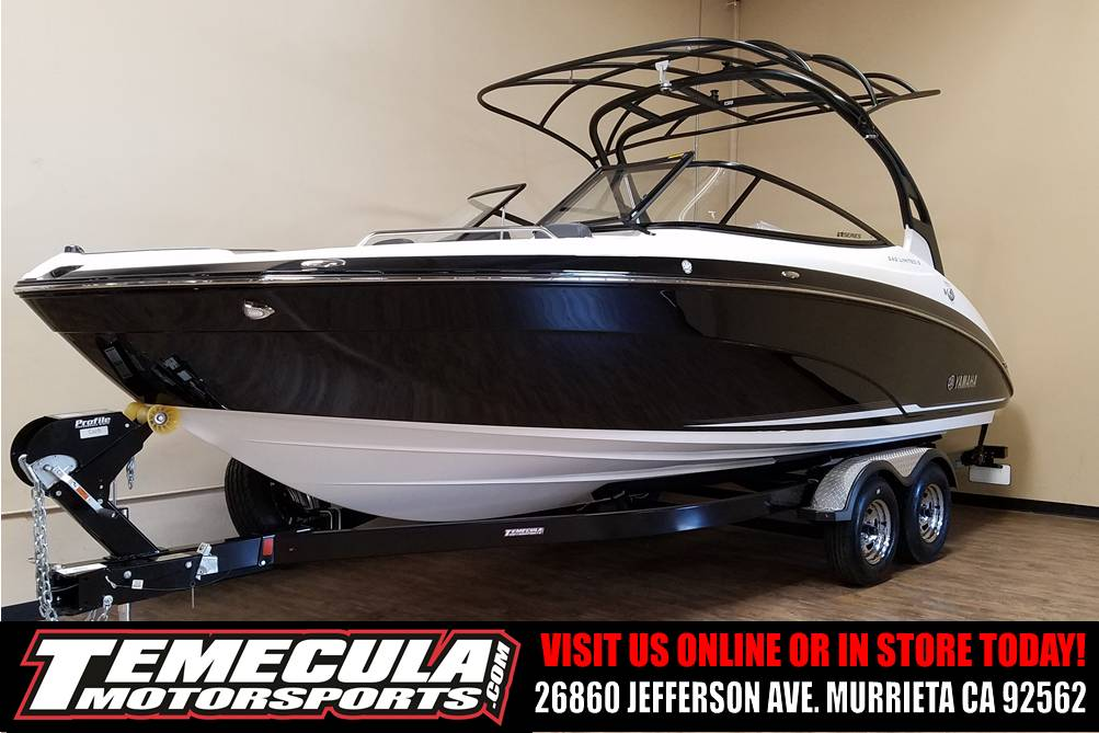 New 2018 Yamaha 242 Limited S E Series Power Boats Inboard