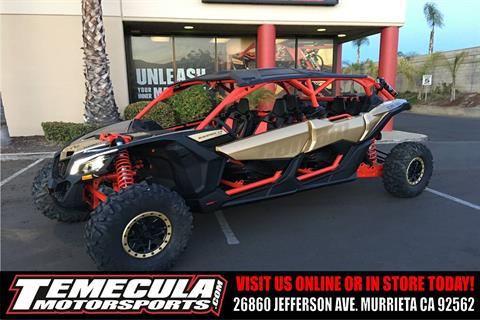2018 Can-Am Maverick X3 Max X rs Turbo R in Murrieta, California