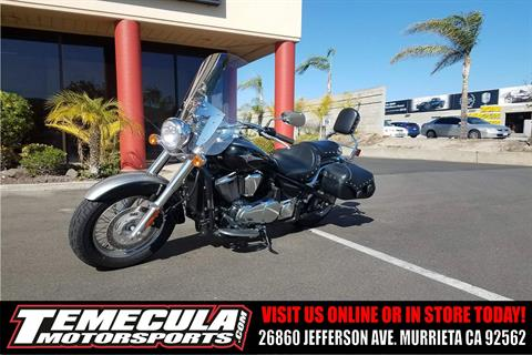 2016 Kawasaki Vulcan 900 Classic LT in Murrieta, California