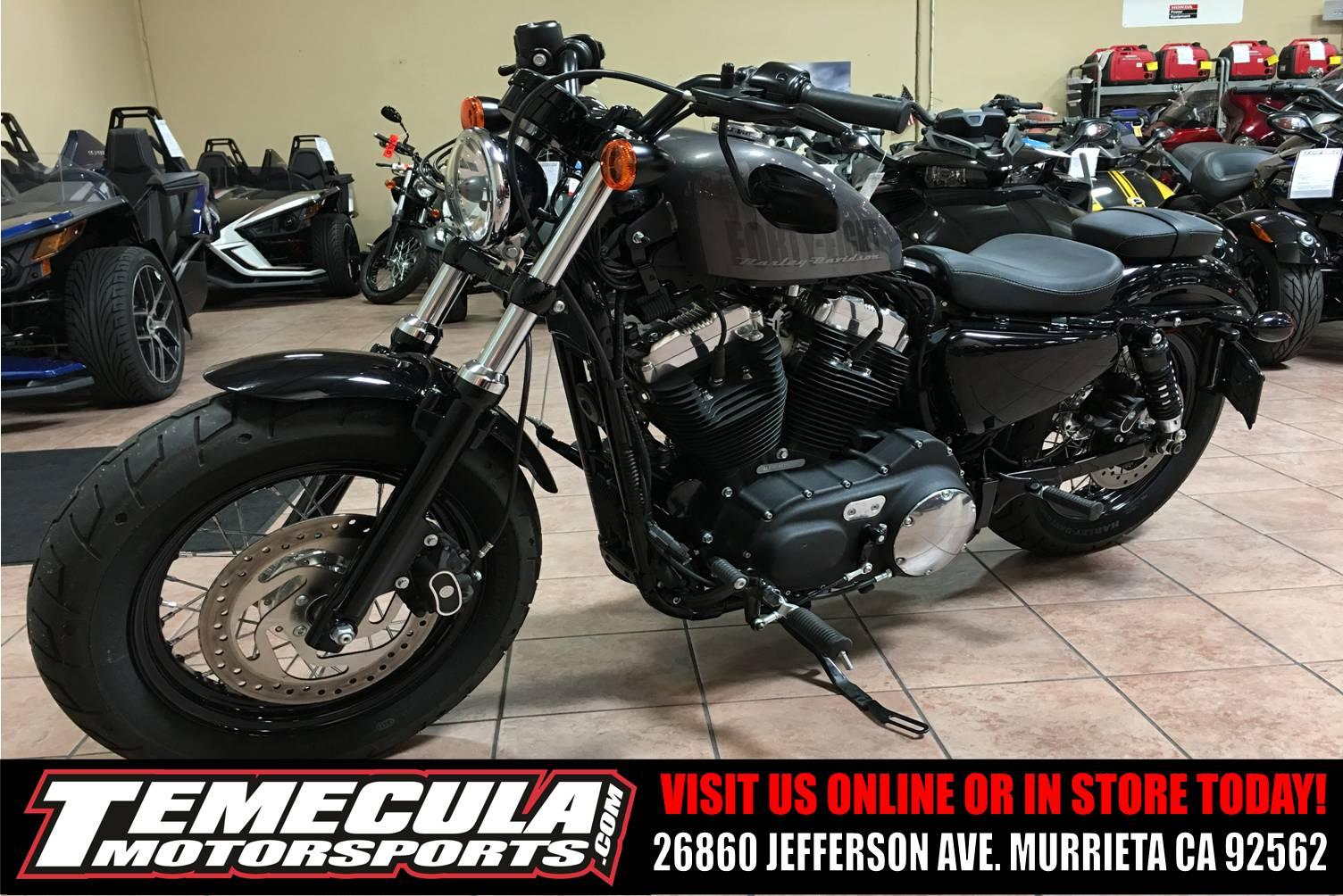 2015 Harley-Davidson Forty-Eight® in Murrieta, California