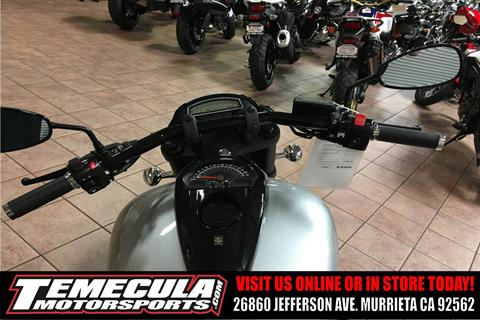2018 Suzuki Boulevard M109R B.O.S.S. in Murrieta, California