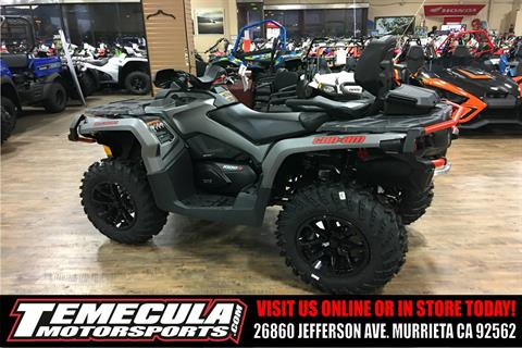 2018 Can-Am Outlander MAX XT 1000R in Murrieta, California