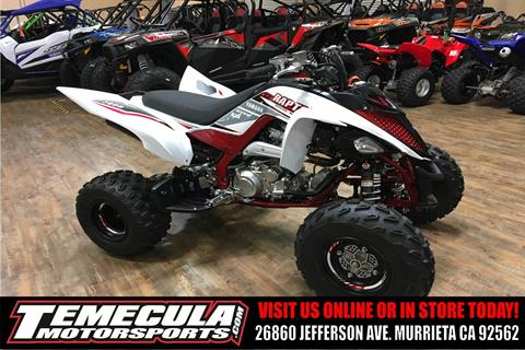 2018 Yamaha Raptor 700R SE in Murrieta, California