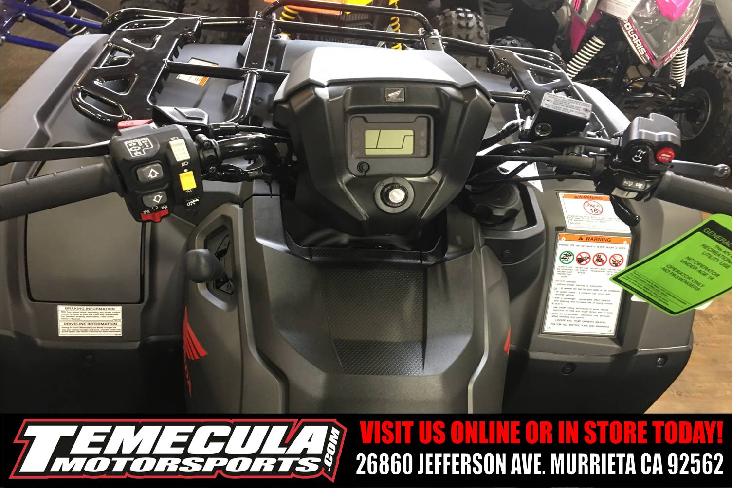2018 honda rubicon. modren rubicon 2018 honda fourtrax foreman rubicon 4x4 automatic dct eps deluxe in  murrieta california on honda rubicon