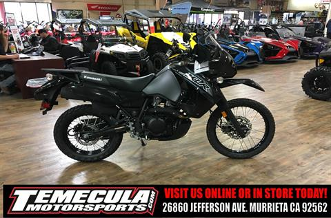 2018 Kawasaki KLR650 in Murrieta, California
