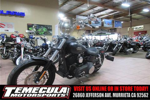 2017 Harley-Davidson Street Bob® in Murrieta, California