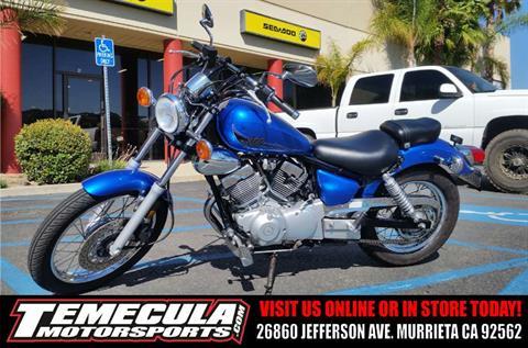 2015 Yamaha V Star 250 in Murrieta, California