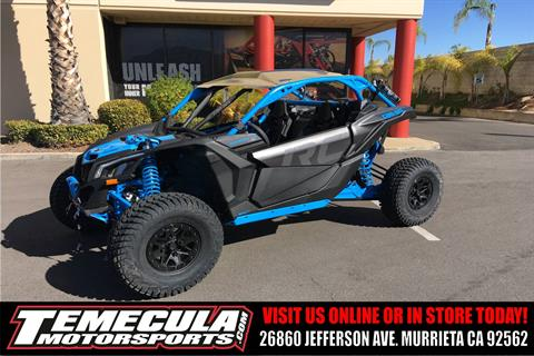 2018 Can-Am Maverick X3 X rc Turbo R in Murrieta, California