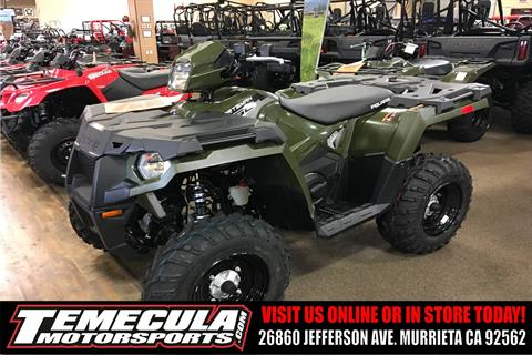 2018 Polaris Sportsman 450 H.O. in Murrieta, California