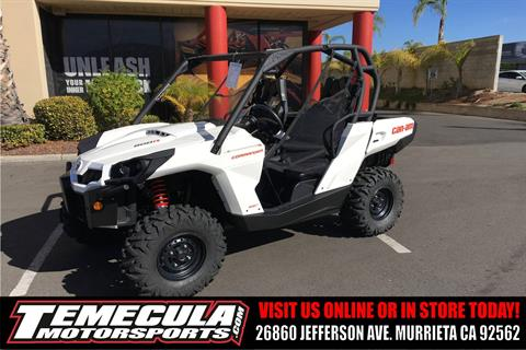 2018 Can-Am Commander 800R in Murrieta, California