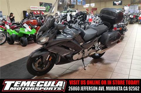 2015 Yamaha FJR1300ES in Murrieta, California