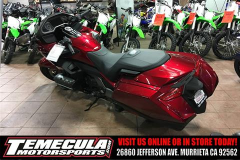 2018 Honda Gold Wing DCT in Murrieta, California