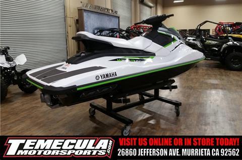 2017 Yamaha EX in Murrieta, California