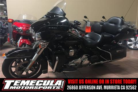 2015 Harley-Davidson Ultra Limited in Murrieta, California