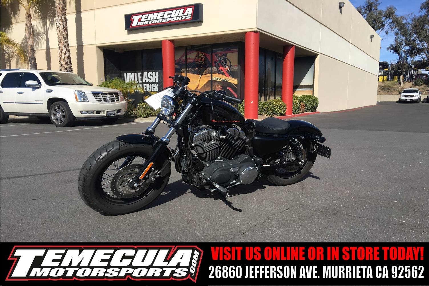 2013 Harley-Davidson Sportster® Forty-Eight® in Murrieta, California