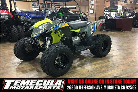 2018 Polaris Outlaw 110 in Murrieta, California