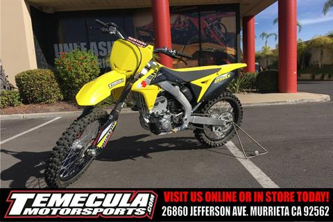 2017 Suzuki RM-Z250 in Murrieta, California