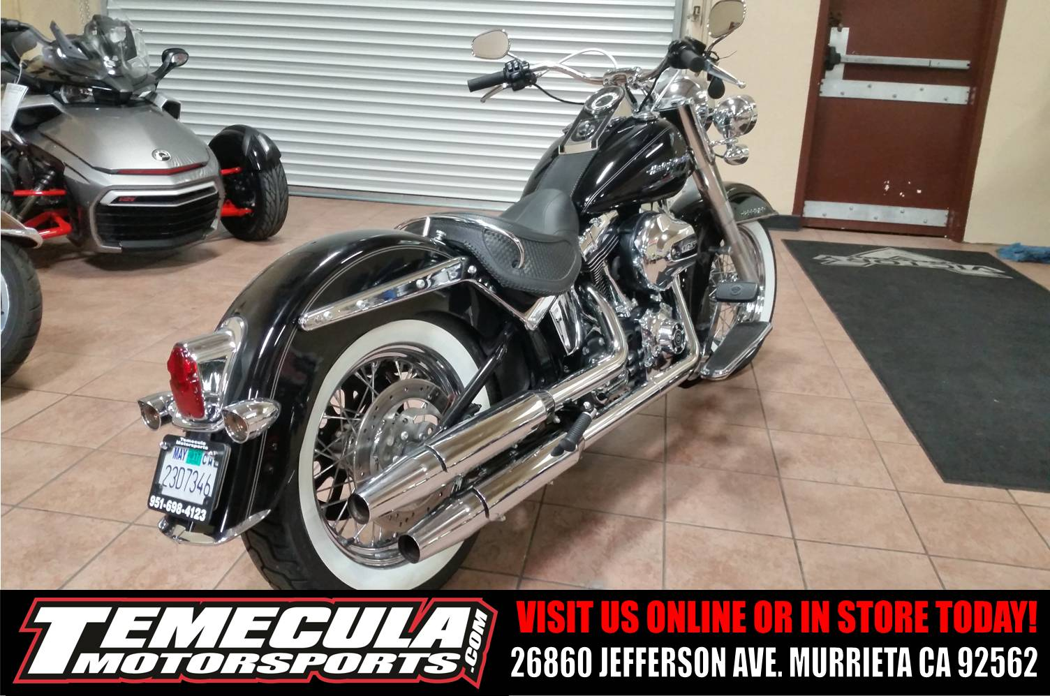 2016 Harley-Davidson Softail® Deluxe in Murrieta, California