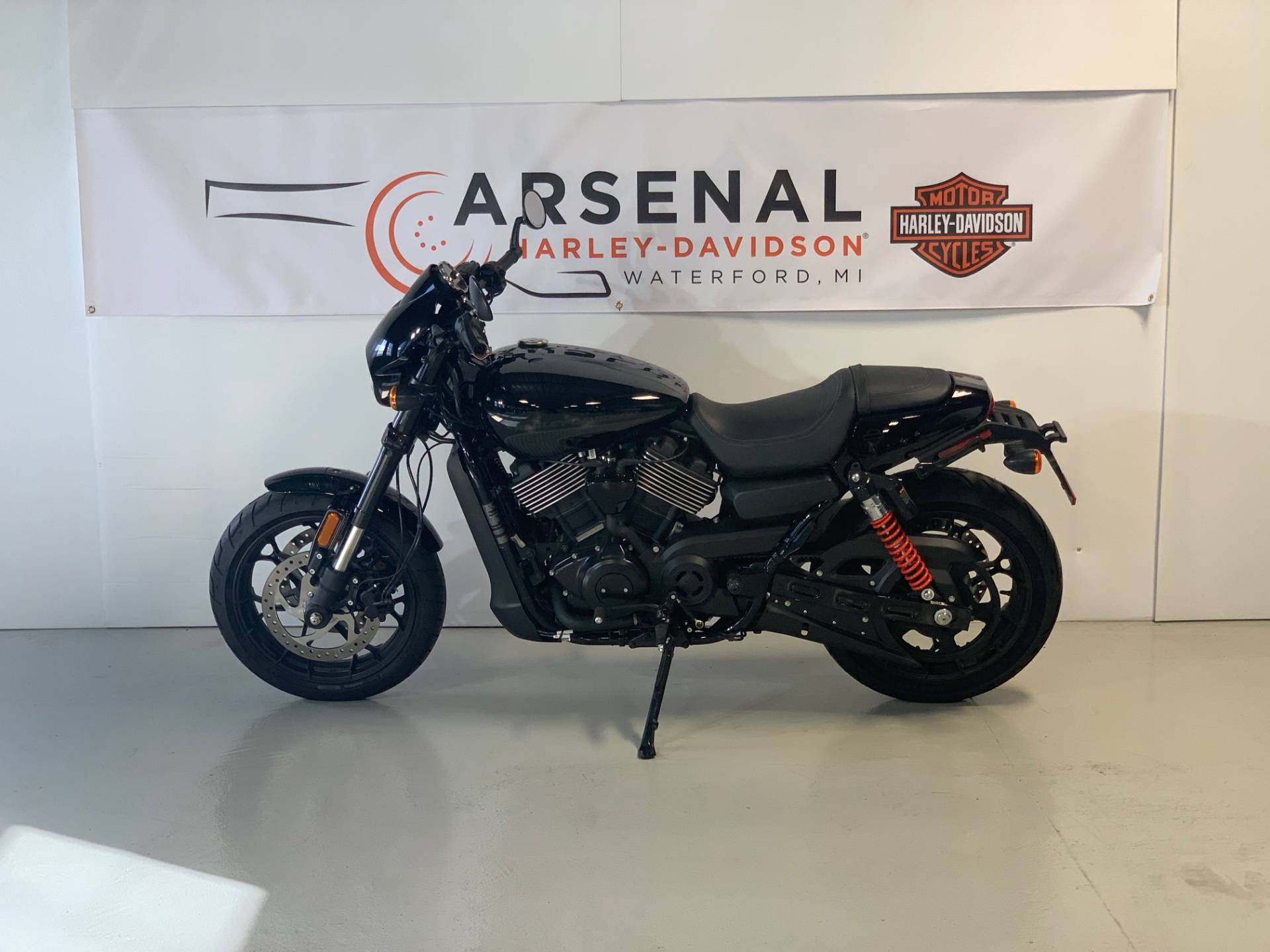 Harley Davidson Michigan >> 2018 Harley Davidson Xg750a In Waterford Michigan